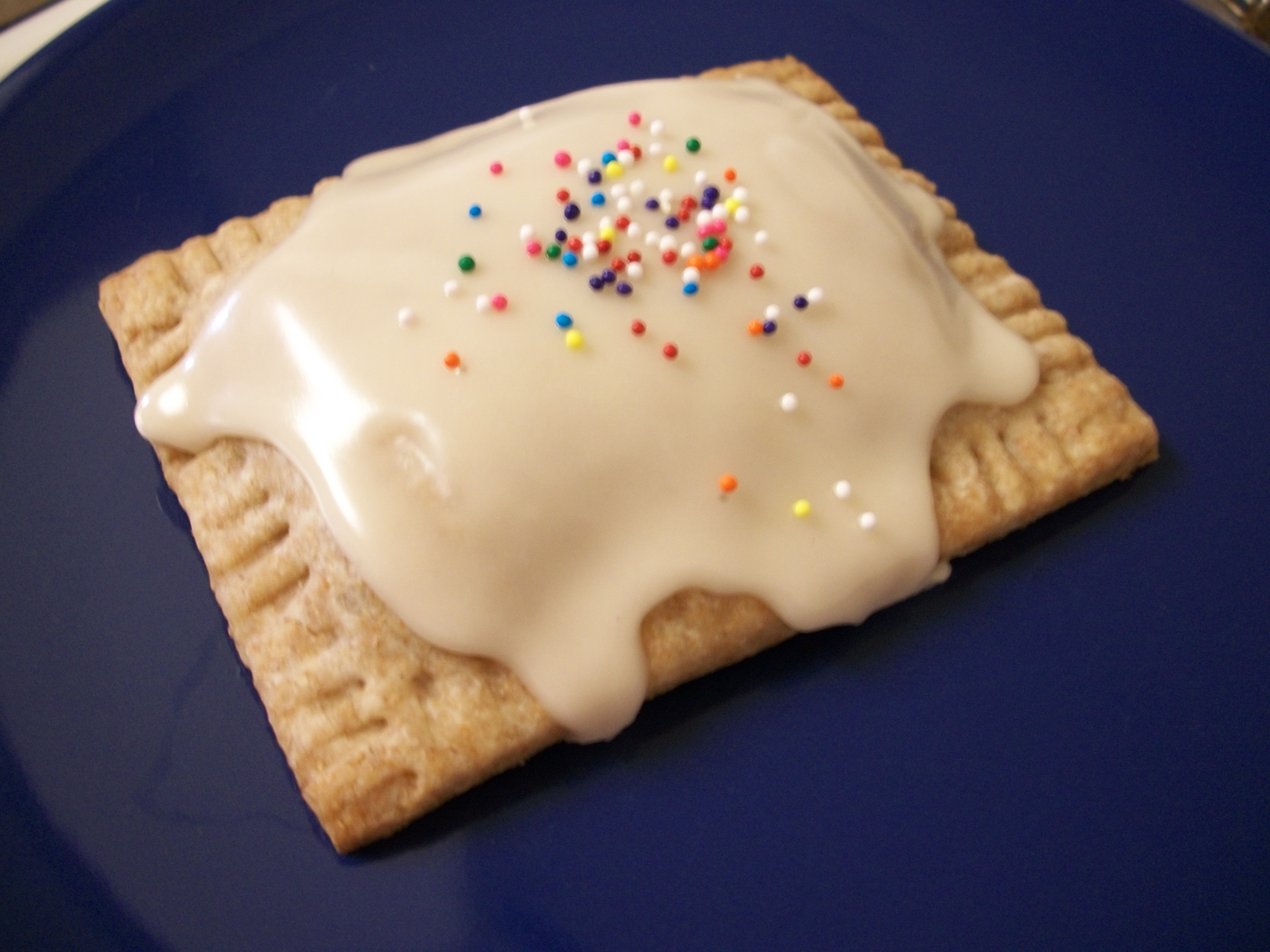 Merveilleux A While Ago, I Found A Recipe For Homemade Pop Tarts On One Of My Favorite  Blogs Smitten Kitchen. They Looked Awesome! So I Put It On My List Of  Recipes To ...