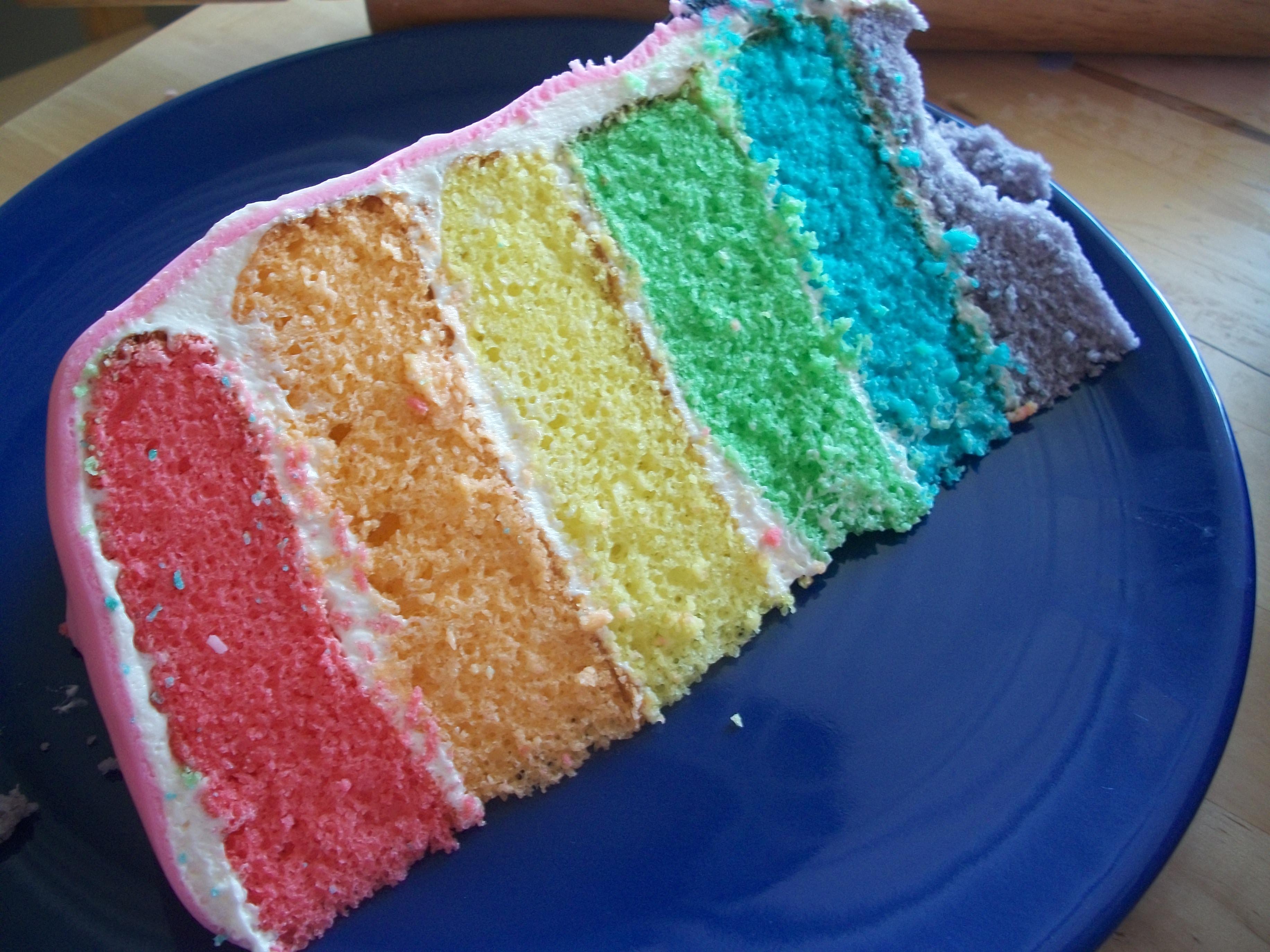 Resep Rainbow Cake Ncc Fatmah Bahalwan: RAINBOW CAKE RESEP NCC